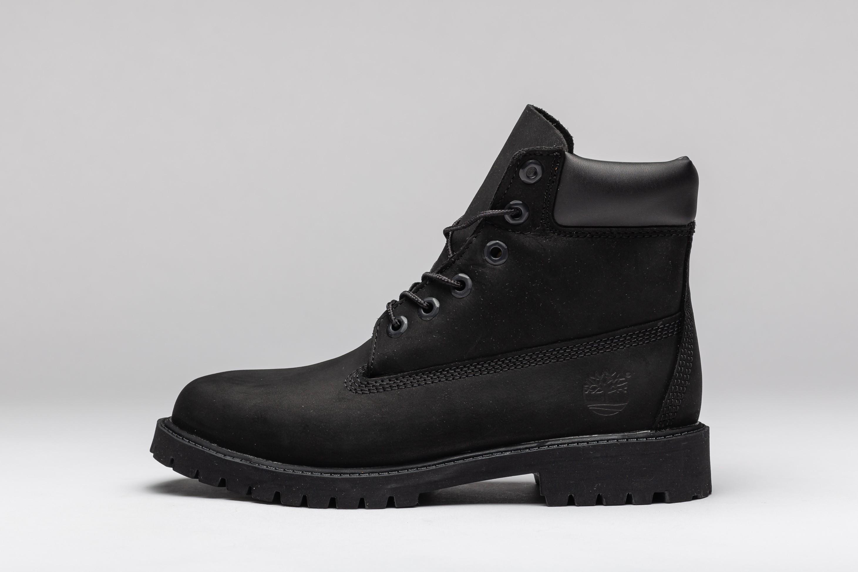 Premium 6 Inch Boot Junior