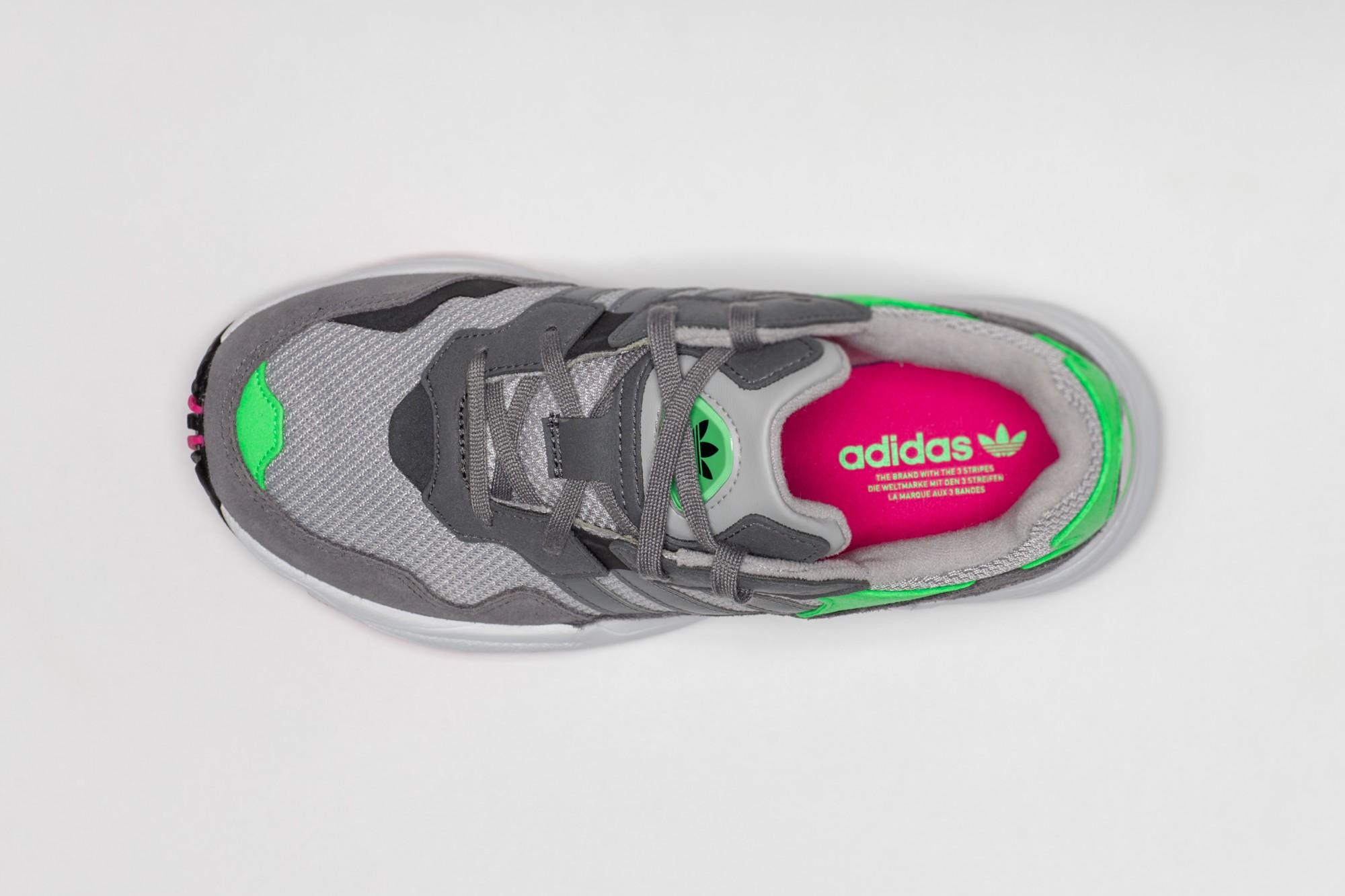 gdzie kupić najniższa zniżka więcej zdjęć Comanda adidas originals Yung-96 J 100% originali ...