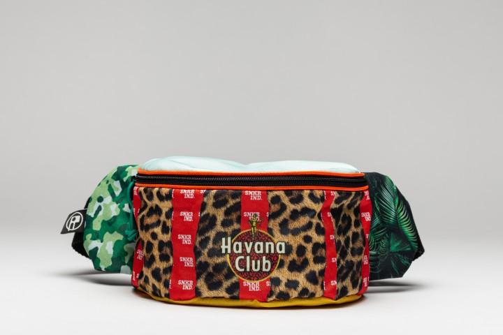 X Havana Club No Labels Bumbag