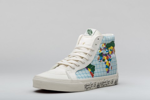 x Save Our Planet SK8-Hi Reissue