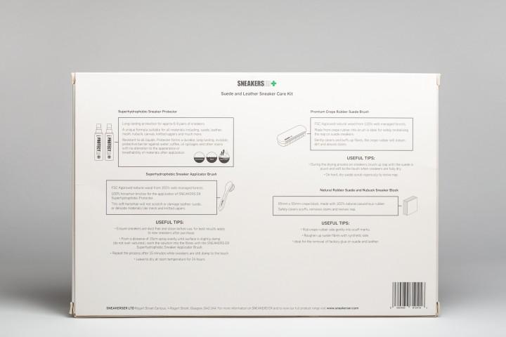 Suede & Leather 5 Piece Care Kit