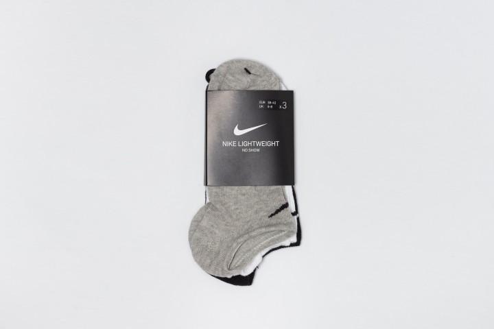 3PPK Value No Show Socks