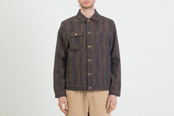 Snakeskin Jacket
