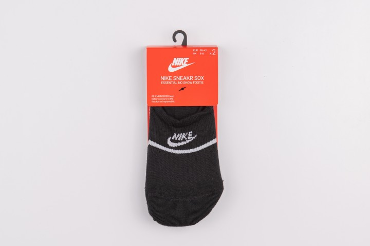 No Show SNKR Socks 2PR