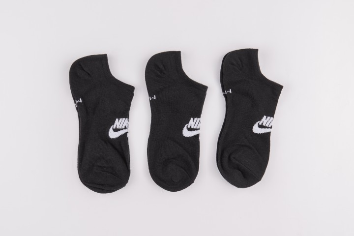 No Show Essential Socks 3PR