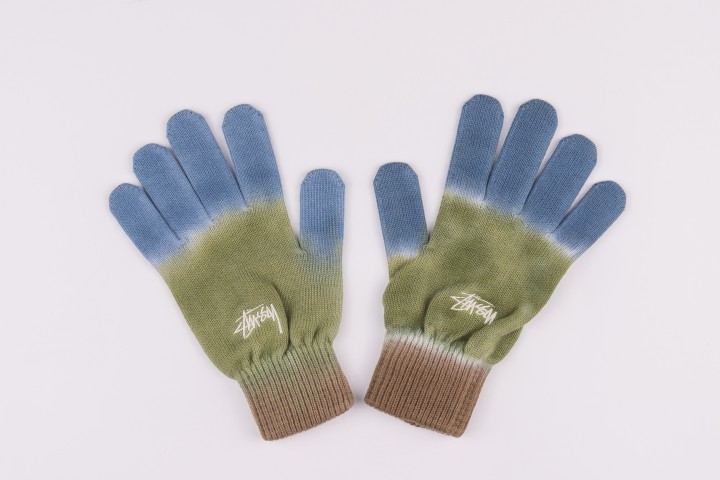 Earth Day Knit Gloves