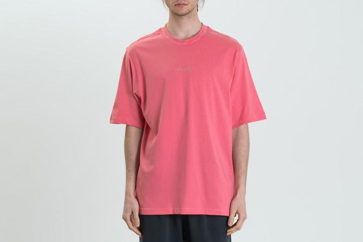 Rib Detail T-shirt