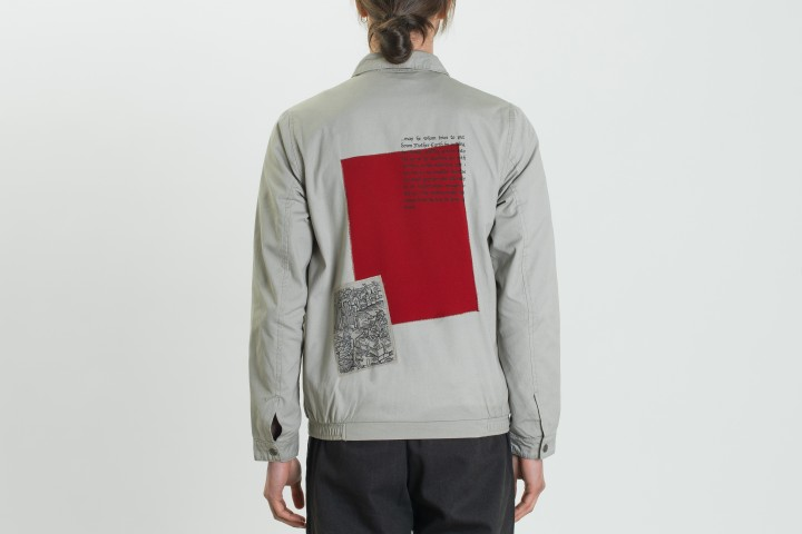 Blood On The Leaves Jacket