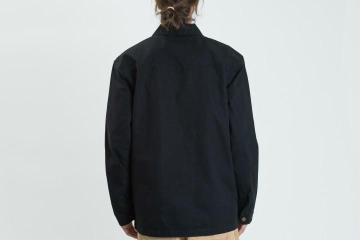 Small Signature Shirt Jacket