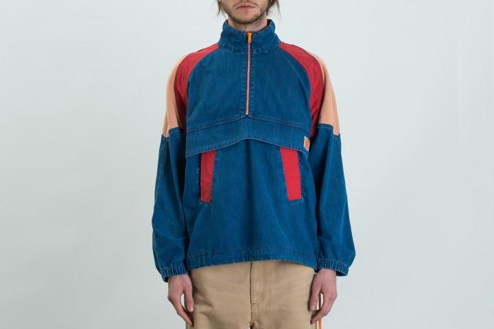 Sports Jean Anorack Jacket