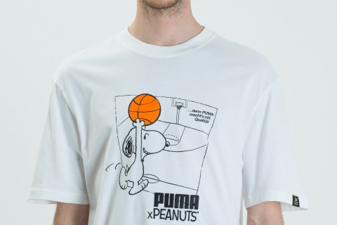 Puma X Peanuts T-shirt