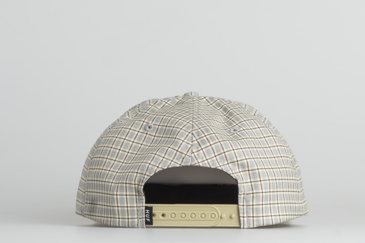 1993 Plaid Snapback Cap