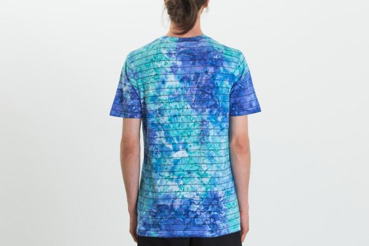 Tie Dye Checkerstripe II T-Shirt