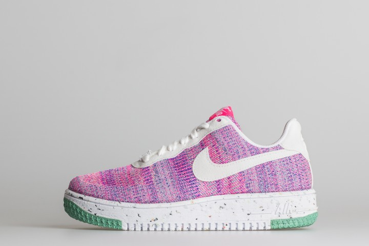 W Air Force 1 Crater Flyknit