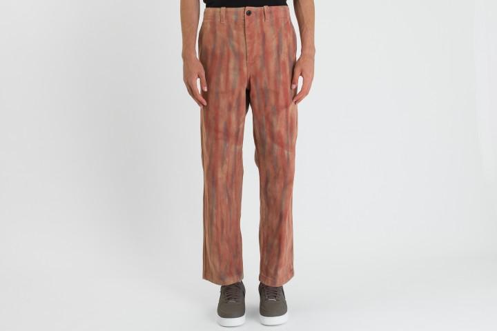 Dyed Uniform Pant