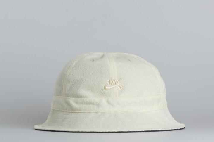 Reversible Bucket Hat Orange Label