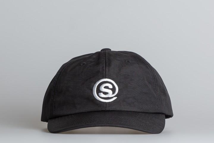 Washed Nylon Symbol Cap