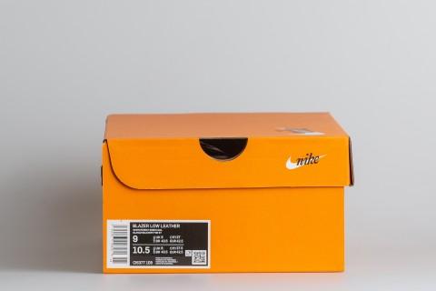 Blazer Low Leather-8