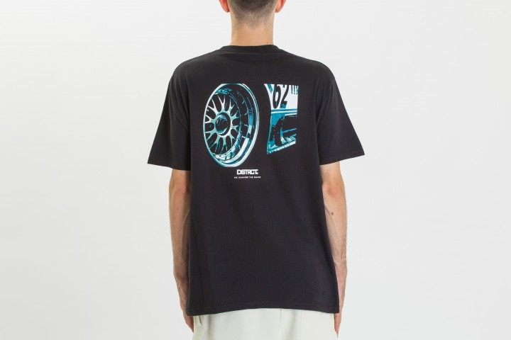 X DSTRCT Rim T-shirt
