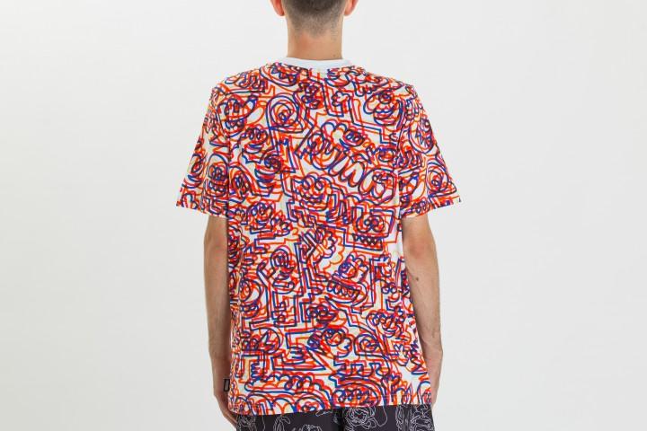 X Mr. Doodle Aop T-shirt