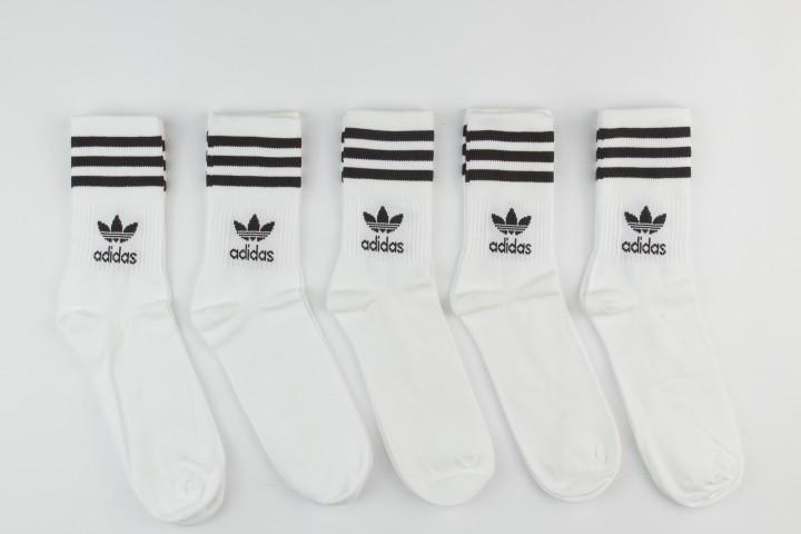 Mid Cut Crew Socks