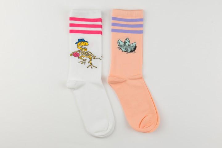 Fun Graphic Socks