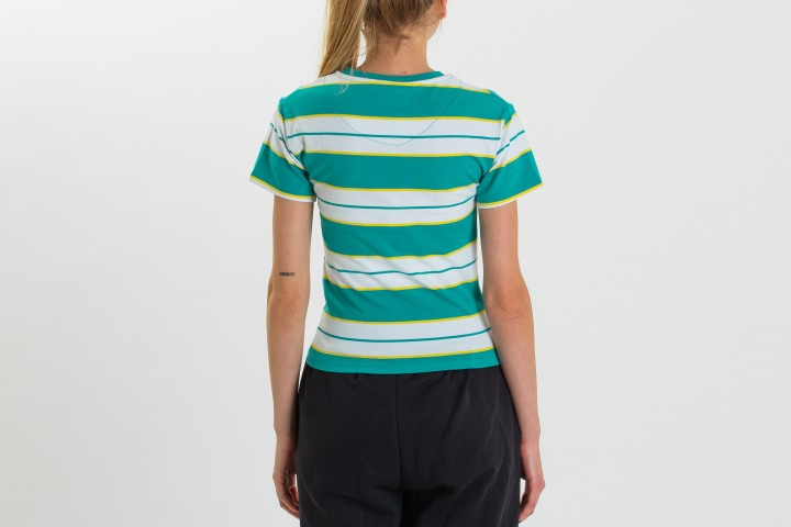 Small Signature Stripe T-Shirt