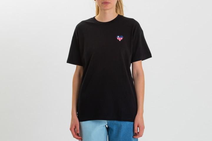 State Flag Heart T-shirt