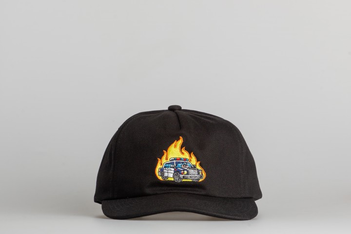 Roasted Unstructured Snapback