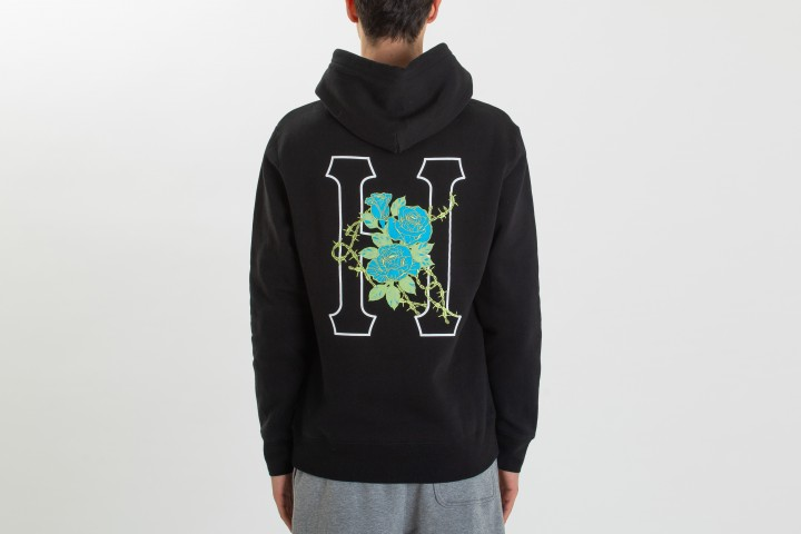 Barb Wire Classic Hoodie