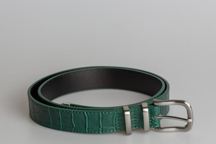 Gator Dress Belt