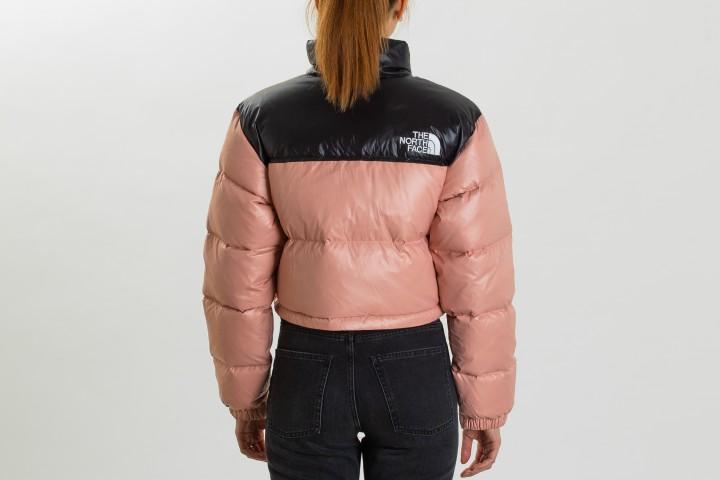 Nuptse Short Jacket