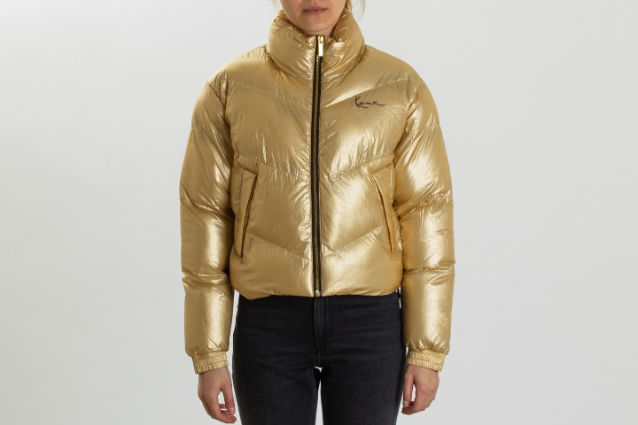Chest Signature Puffer Jacket