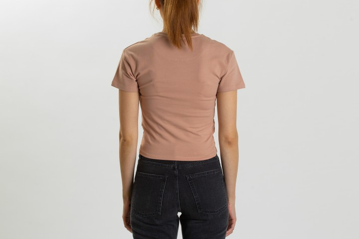 Small Signature Short T-shirt