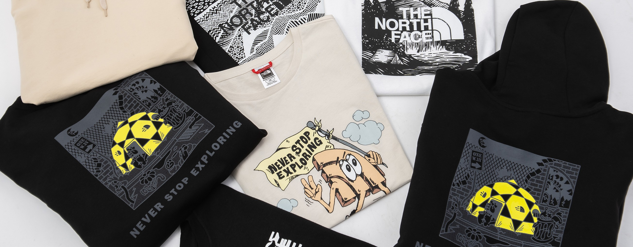 The North Face - New Gear Available