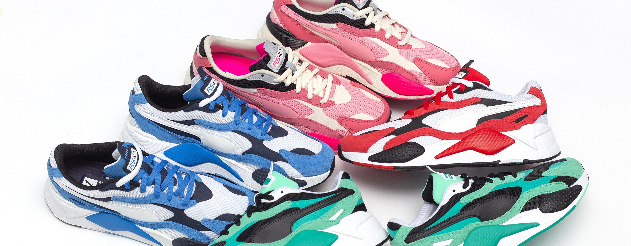 Puma RS-X New Releases