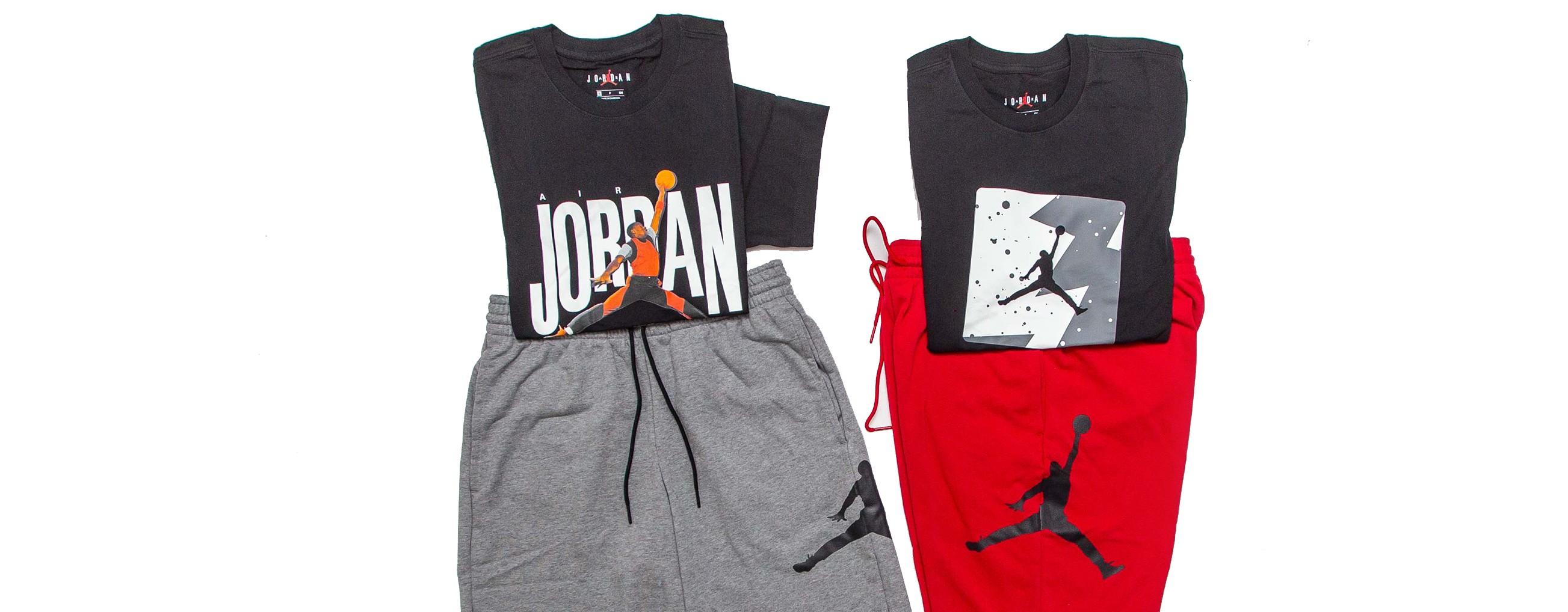 Jordan SU20 Delivery