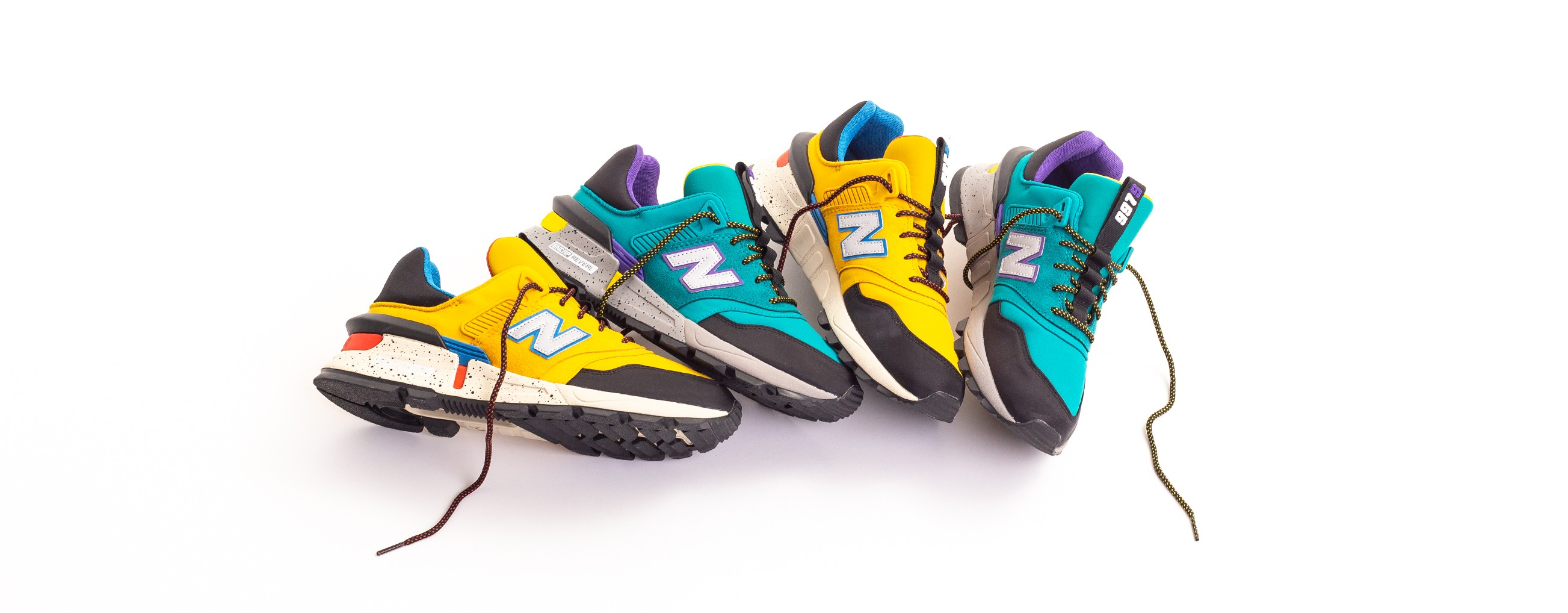 New Balance Sneaker Collection