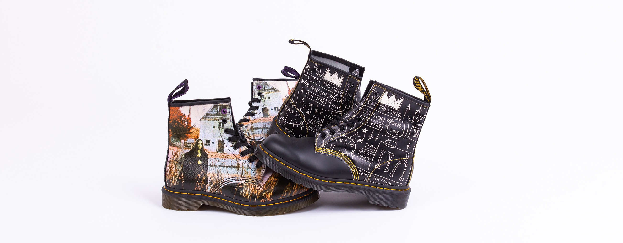 Dr Martens - Iconic Boots