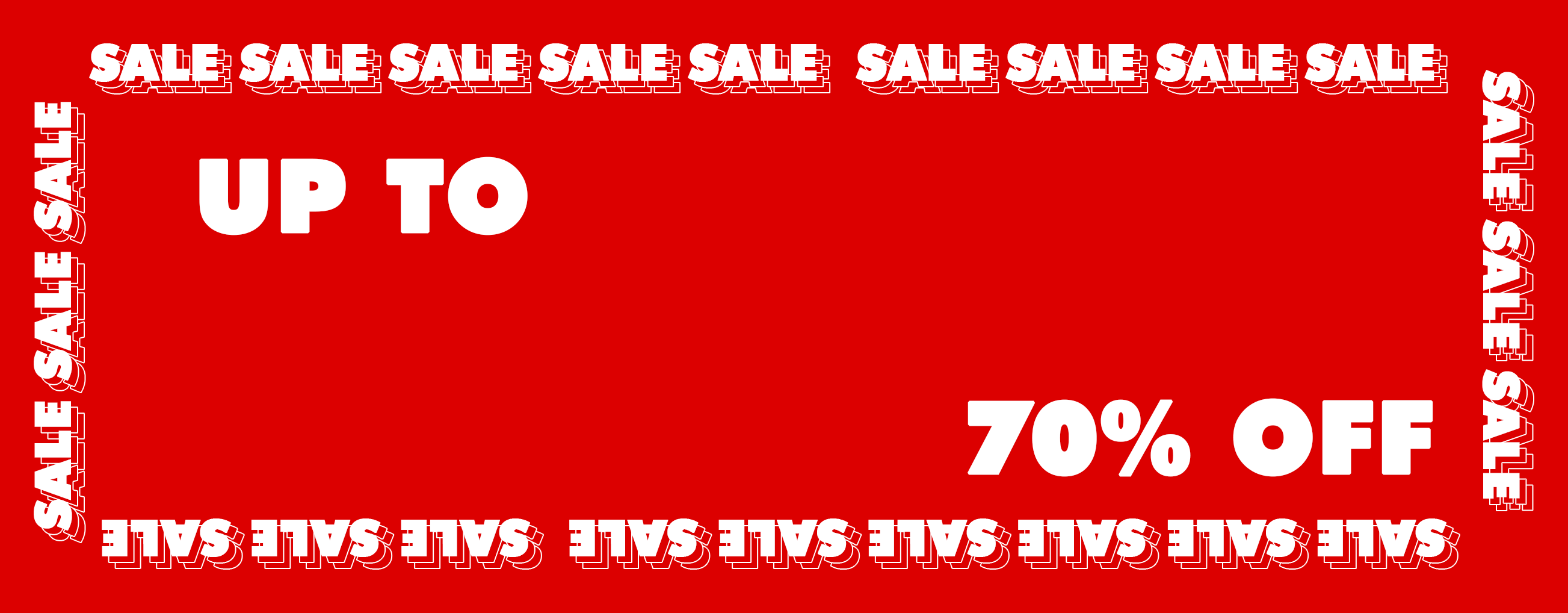 Summer Sales Up To 70% Off